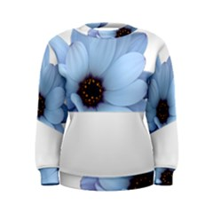 Daisy Flower Floral Plant Summer Women s Sweatshirt