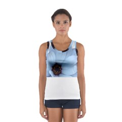 Daisy Flower Floral Plant Summer Women s Sport Tank Top