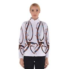Abstract Shape Stylized Designed Winterwear