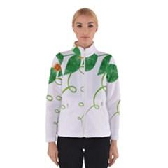Scrapbook Green Nature Grunge Winterwear