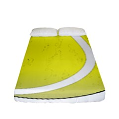 Tennis Ball Ball Sport Fitness Fitted Sheet (full/ Double Size)