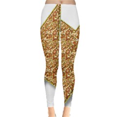 Star Glitter Leggings