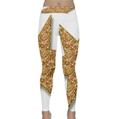 Star Glitter Classic Yoga Leggings