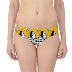 Animals Cat Dog Dalmation Hipster Bikini Bottoms