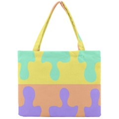 Puzzle Gender Mini Tote Bag