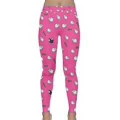 Sweet Dreams  Classic Yoga Leggings