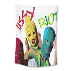 Pussy Riot Small Tapestry