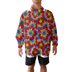 Penrose Tiling Wind Breaker (kids)