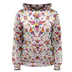 Otomi Vector Patterns On Behance Women s Pullover Hoodie