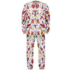Otomi Vector Patterns On Behance Onepiece Jumpsuit (men)