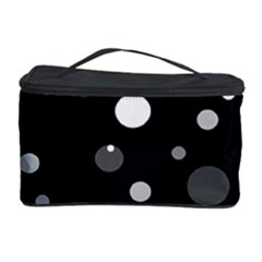 Decorative dots pattern Cosmetic Storage Case