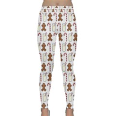 Christmas Trio Pattern Classic Yoga Leggings