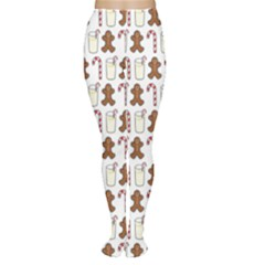Christmas Trio Pattern Women s Tights