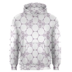 Density Multi Dimensional Gravity Analogy Fractal Circles Men s Pullover Hoodie
