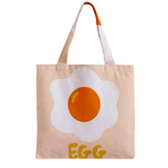 Egg Eating Chicken Omelette Food Grocery Tote Bag