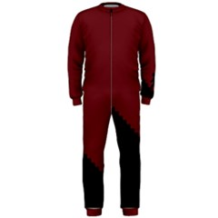 Walking Stairs Steps Person Step Onepiece Jumpsuit (men)