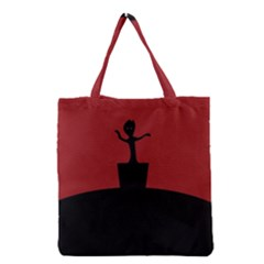 Baby Groot Guardians Of Galaxy Groot Grocery Tote Bag