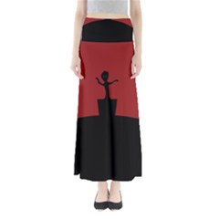 Baby Groot Guardians Of Galaxy Groot Maxi Skirts