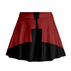 Baby Groot Guardians Of Galaxy Groot Mini Flare Skirt