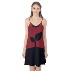 Plant Last Plant Red Nature Last Camis Nightgown