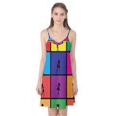 Girls Fashion Fashion Girl Young Camis Nightgown
