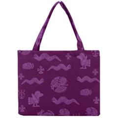 Aztecs pattern Mini Tote Bag