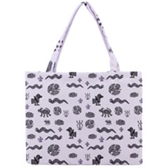 Aztecs pattern Mini Tote Bag