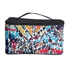 Colorful paint            Cosmetic Storage Case