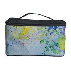 Watercolors splashes              Cosmetic Storage Case
