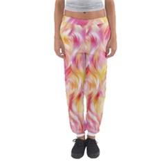 Pretty Painted Pattern Pastel Women s Jogger Sweatpants