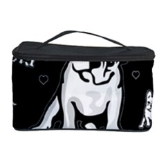 Frenchie Cosmetic Storage Case