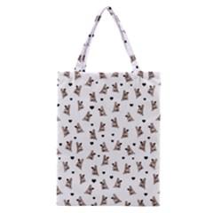 French bulldog Classic Tote Bag