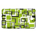 Pattern Abstract Form Four Corner Samsung Galaxy Tab 4 (7 ) Hardshell Case  View1