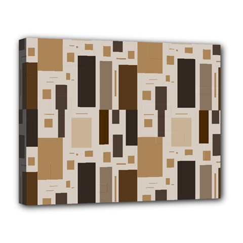 Pattern Wallpaper Patterns Abstract Canvas 14  X 11