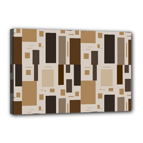 Pattern Wallpaper Patterns Abstract Canvas 18  x 12