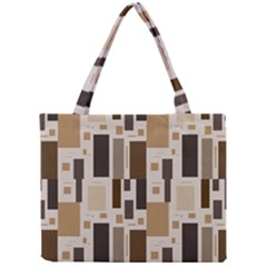 Pattern Wallpaper Patterns Abstract Mini Tote Bag