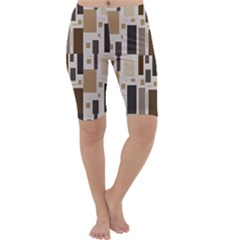 Pattern Wallpaper Patterns Abstract Cropped Leggings