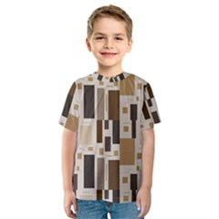 Pattern Wallpaper Patterns Abstract Kids  Sport Mesh Tee