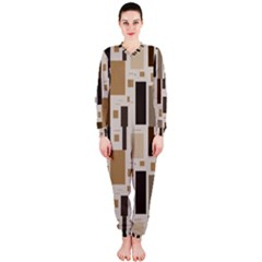 Pattern Wallpaper Patterns Abstract Onepiece Jumpsuit (ladies)