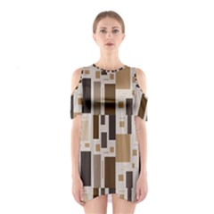 Pattern Wallpaper Patterns Abstract Shoulder Cutout One Piece