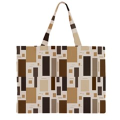 Pattern Wallpaper Patterns Abstract Large Tote Bag