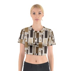 Pattern Wallpaper Patterns Abstract Cotton Crop Top