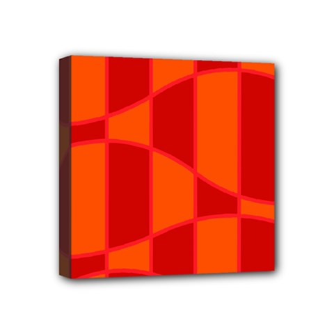Background Texture Pattern Colorful Mini Canvas 4  X 4