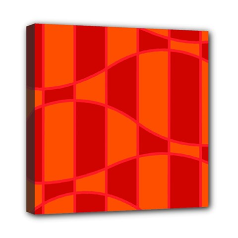 Background Texture Pattern Colorful Mini Canvas 8  X 8