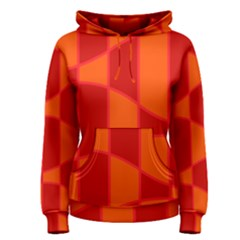 Background Texture Pattern Colorful Women s Pullover Hoodie