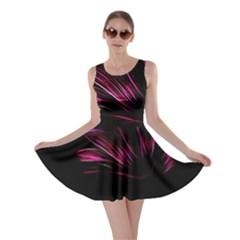 Pattern Design Abstract Background Skater Dress