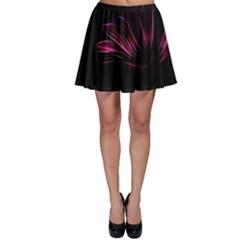 Pattern Design Abstract Background Skater Skirt