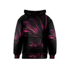 Pattern Design Abstract Background Kids  Pullover Hoodie