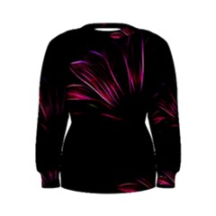 Pattern Design Abstract Background Women s Sweatshirt