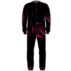 Pattern Design Abstract Background Onepiece Jumpsuit (men)